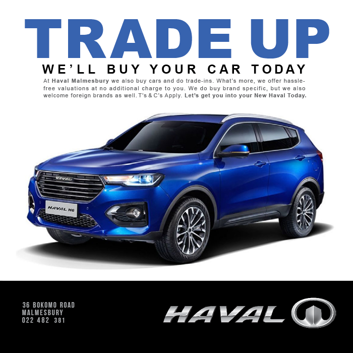 DB Haval GWM Trade Up Camp March 2020 MOBI