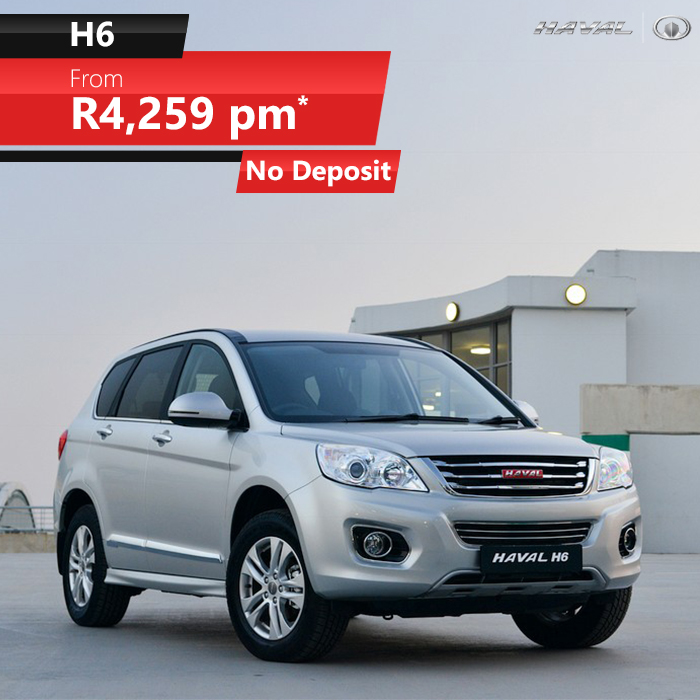 Haval H6 Special