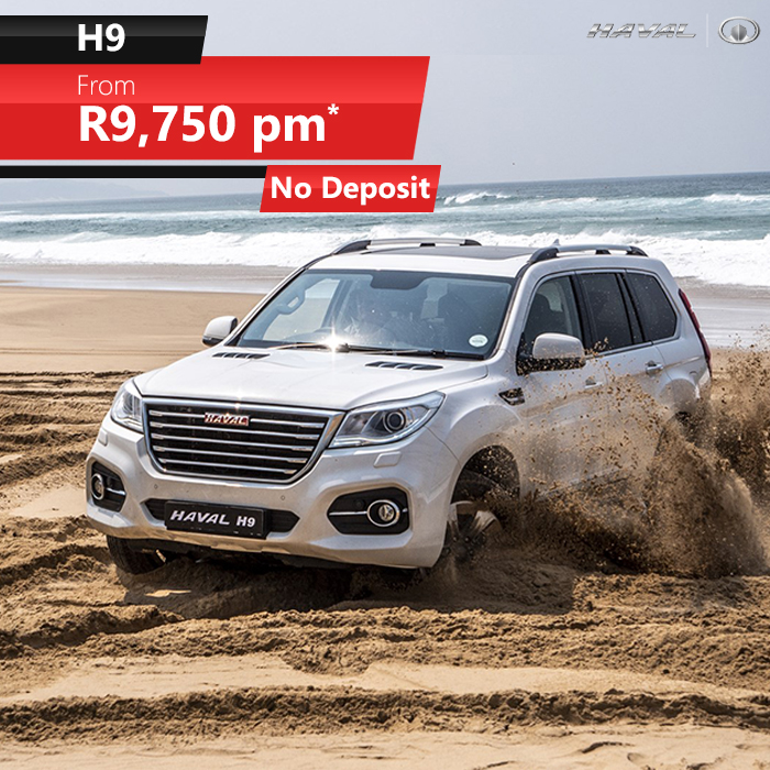 Haval H9 Special
